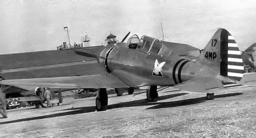 17th_Pursuit_Squadron_Seversky_P-35A_17